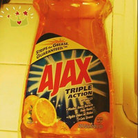 Ajax Triple Action Orange Dish Liquid uploaded by Mayra D.