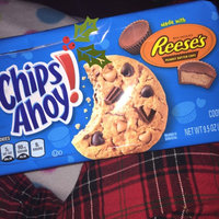 Nabisco Chips Ahoy! Reese's Peanut Butter Cups Cookies uploaded by Anna V.
