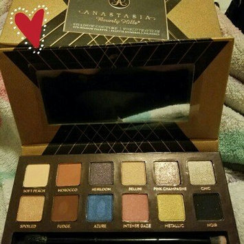 Photo of Anastasia Beverly Hills Couture World Traveler Eye Shadow Palette uploaded by Maria H.