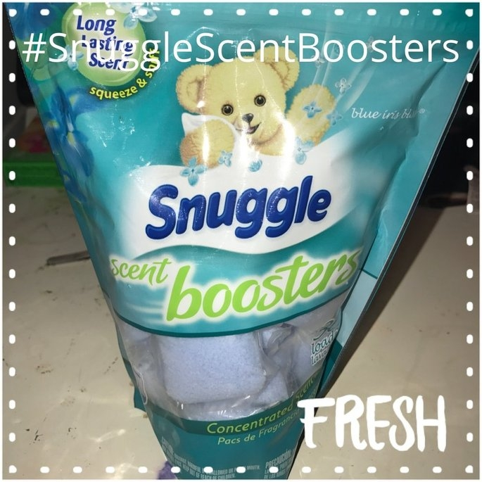 Scent Boosters Concentrated Scent Pacs, Blue Iris Bliss, Pouch, 30 ct uploaded by Allison B.