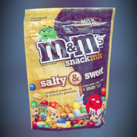 M&M'S® Chocolate Candies Snack Mix Salt & Sweet Dark Chocolate uploaded by Tiffany O.