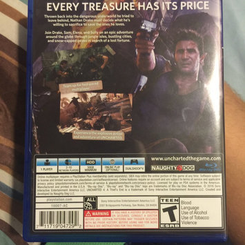 Uncharted 4: A Thief's End (PlayStation 4) uploaded by Manuel O.
