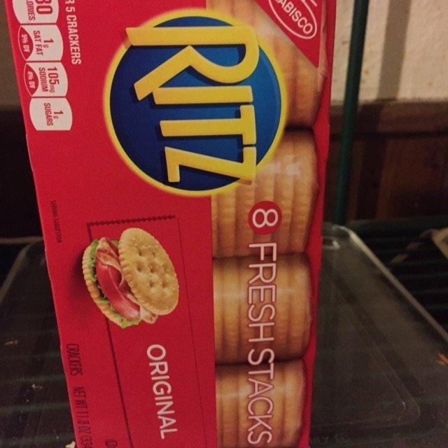 Nabisco® Ritz Fresh Stacks Crackers uploaded by Michael S.