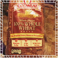 Oroweat 24-oz. 100% Whole Wheat Bread uploaded by Sarah O.
