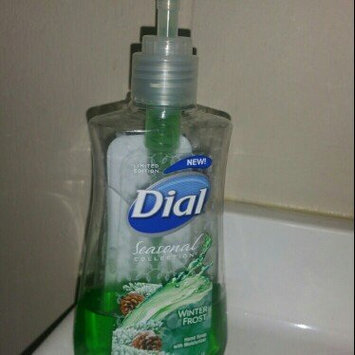 Photo of Dial® Seasonal Collection Alpine Snowdrops™ Hand Soap with Moisturizer 7.5 fl. oz. Pump uploaded by Jherrica S.