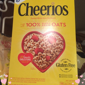 General Mills Cheerios Cereal uploaded by Sadie K.