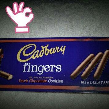 Photo of Cadbury Finger Cookies Dark uploaded by Melissa Z.