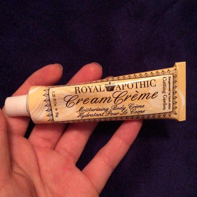 Royal Apothic Cream Creme