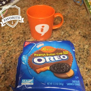 Oreo Reese's Peanut Butter Cup Sandwich Cookies uploaded by Jazmin  C.