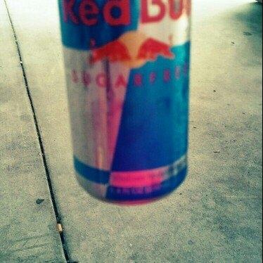 Red Bull Sugarfree Energy Drink uploaded by joana c.