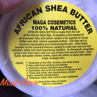 Ra Cosmetics African Shea Butter 100% Natural 16oz uploaded by paris g.