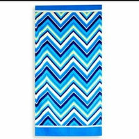 Wildon Home Saybrook Beach Towel Color: Green uploaded by Courtney S.