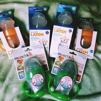 Munchkin LATCH 1pk 8oz BPA Free Baby Bottle uploaded by Ashley S.