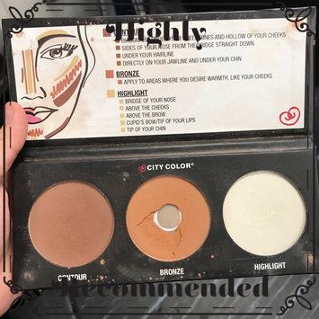 City Color Cosmetics Contour Effects Palette uploaded by Carina C.