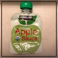 Kirkland Signature™ Organic Apple Sauce 3.17 oz. Pouch uploaded by Emma Lou S.