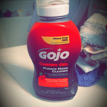 Photo of Gojo Hand Cleaner Heavy Duty 10 Oz. Bottle uploaded by Kate T.