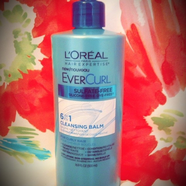 L'Oréal Paris Hair Expertise® EverCurl Cleansing Balm uploaded by Sara P.