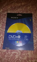 Sony DVD+R Digital Video Disc Recordable uploaded by Benji P.