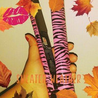 Herstyler Animal Print 1.5 inches Ceramic Flat Iron with Black Tool Holder (Pink Leopard) uploaded by Lesvia J.