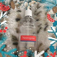 Neutrogena Oil-Free Acne Wash uploaded by Malynda C.