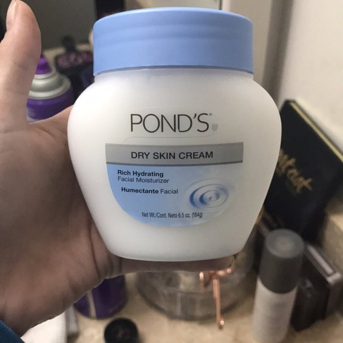 Pond's Dry Skin Cream uploaded by Kristin P.