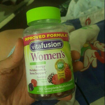 Photo of MISC BRANDS Vitafusion Women's Gummy Vitamins Complete MultiVitamin Formula uploaded by Christal B.