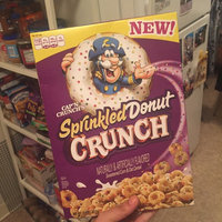 Cap'n Crunch® Sprinkled Donut Crunch™ Cereal uploaded by Victoria W.