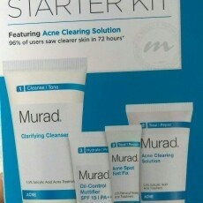 Murad Complete Acne Control Kit uploaded by Vanesa V.