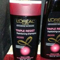 L'Oréal Paris Arginine Triple Resist Reinforcing Shampoo uploaded by Shayna D.