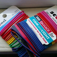 Scunci 1626503A048 Style No Damage Hair Elastics (3 Pack) uploaded by Rachel D.