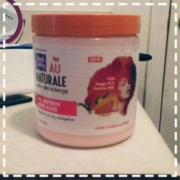 Photo of Dark and Lovely AU Naturale Anti-Shrinkage Curl Defining Creme Glaze uploaded by Natalia M.