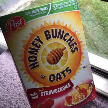 Photo of Post Foods, LLC HNY BNCH OAT STRWBRY 16.5OZ uploaded by Shannon R.
