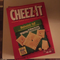 Sunshine Cheez-It Baked Snack Crackers White Cheddar uploaded by Jan E.