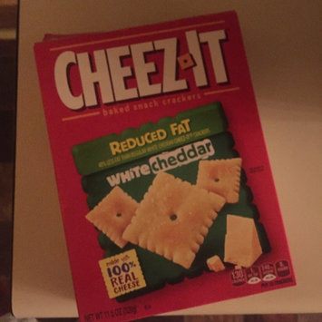 Photo of Cheez-It® Sunshine Baked Snack Crackers White Cheddar uploaded by Jan E.