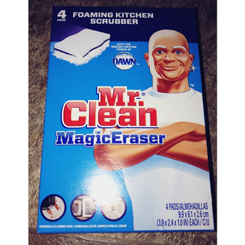 Photo of Mr. Clean Magic Eraser Kitchen Scrubber uploaded by Allison B.