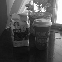 STARBUCKS® Espresso Roast Rich & Caramelly Ground uploaded by Emily c.