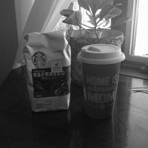 Photo of STARBUCKS® Espresso Roast Rich & Caramelly Ground uploaded by Emily c.