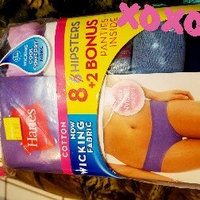Hanes Women s Intimates 6 Pack Bikini Panties uploaded by Asbaerla B.