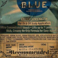 L'Oréal Paris Quick Blue Powder Lightener uploaded by reiny p.