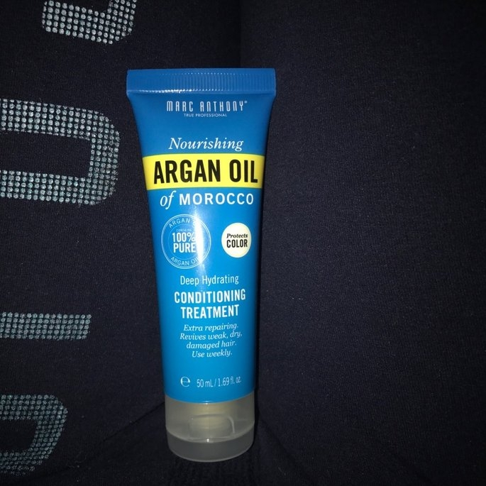 Marc Anthony True Professional Oil of Morocco Argan Oil Conditioner uploaded by Daniela S.