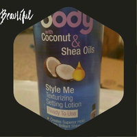 2 Pack Lottabody STYLE ME Texturizing Setting Lotion with Coconut & Shea Oils 12oz with (Sanitizing Wipes 10ct) uploaded by Keitha D.