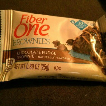 Photo of Fiber One 90 Calorie Chocolate Fudge Brownie uploaded by Marissa P.