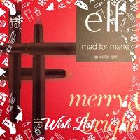 e.l.f. Lip Color Set, Mad for Matte, 0.2 oz uploaded by Erica D.