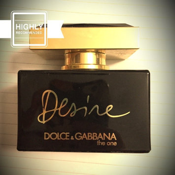 Photo of Dolce & Gabbana The One Desire Eau de Parfum uploaded by Lucia B.