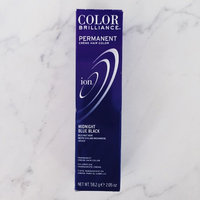 Ion color Brilliance Master Colorist Series Permanent Creme Hair Color Midnight Blue Black uploaded by Victoria J.