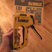 Dewalt DWHTTR510 Stpl 5 In 1 Multi Tacker uploaded by Abbi H.