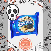 Nabisco Oreo Sandwich Cookies Chocolate Dough Flavor uploaded by Dany V.