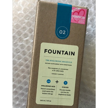Photo of Fountain The Hyaluronic Molecule uploaded by Bobbie S.