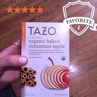 Tazo® Organic Baked Cinnamon Apple Caffeine-Free Herbal Tea Tea Bags 20 ct. Box uploaded by Samara F.