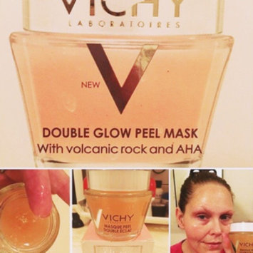 Photo of Vichy Double Glow Facial Peel Mask uploaded by Darlene H.